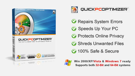 quick pc optimizer